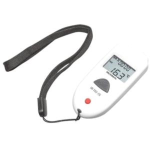 Thermometer huidtherapeut schoonheidsspecialist