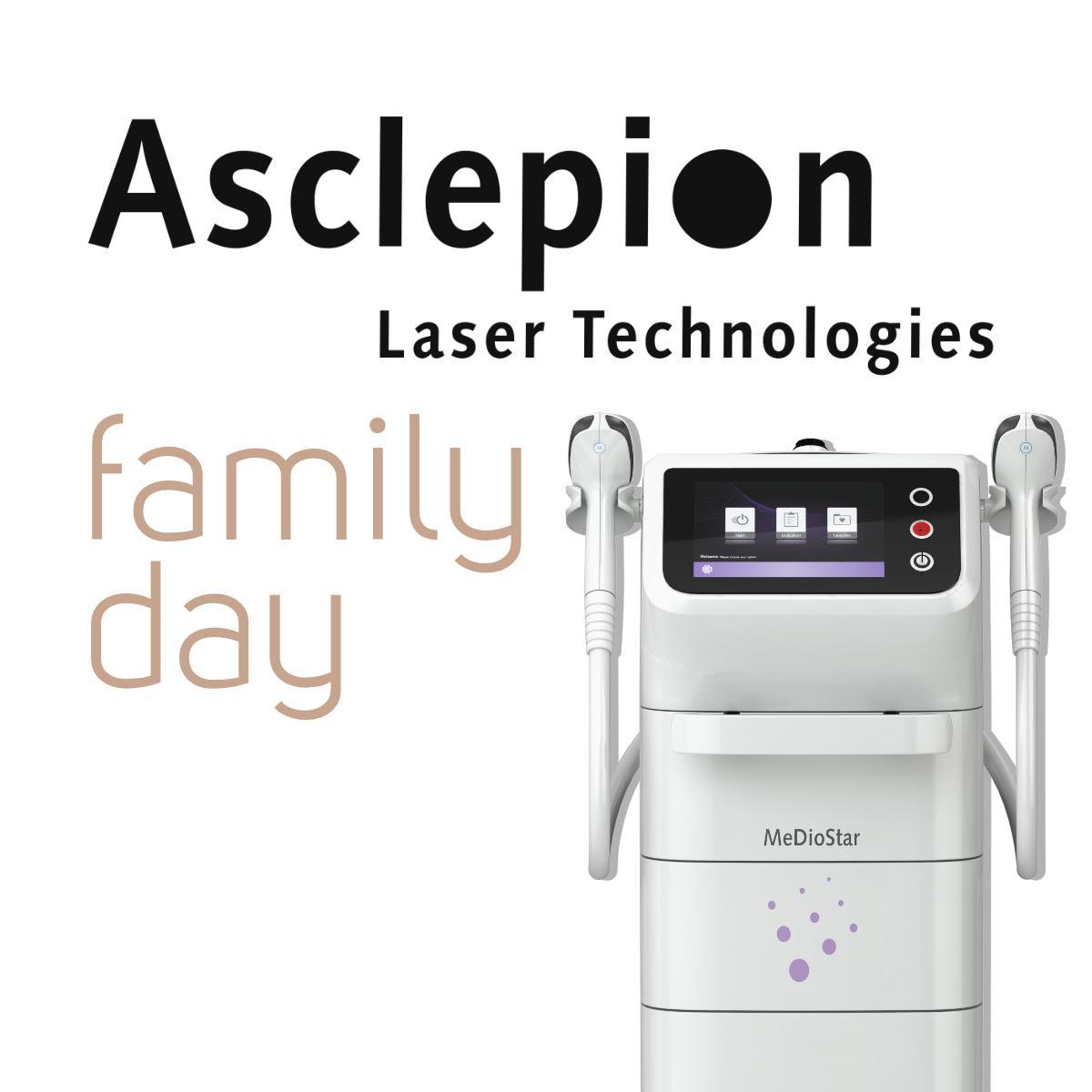 Asclepion family day bij Berg Care