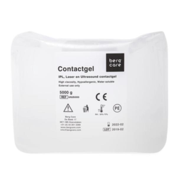 contactgel in zak