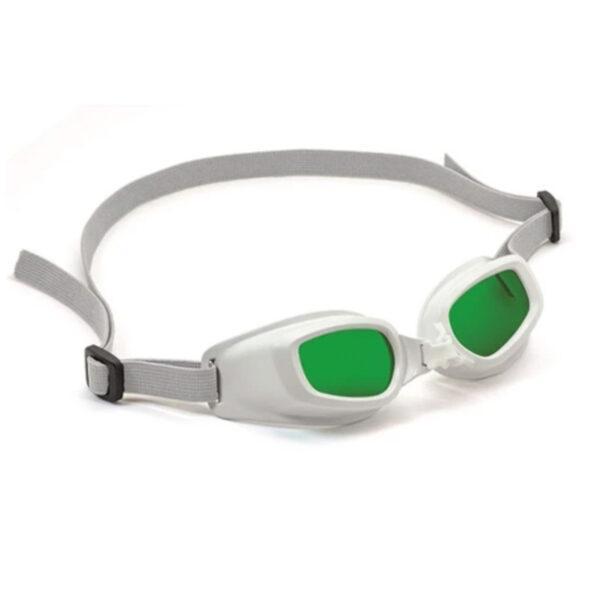 Diode-laser cliënten oogbescherming