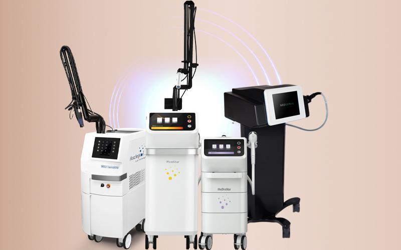 5 punten die elke huidtherapeut moet weten voordat je een laser koopt.