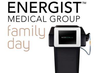 Energist family day bij Berg Care